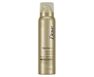 Derma Spa Summer Revived Medium to Dark ({{Body Mousse 150 ml tonizáló hab
