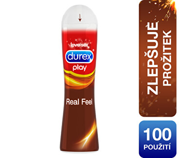 Lubrikační gel Play Real Feel 50 ml