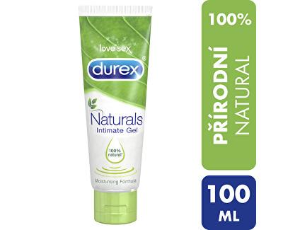 Lubrikační gel Naturals (Intim Gel) 100 ml