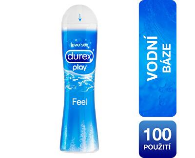 Lubrikační gel Play Feel 50 ml