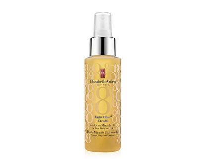 Hydratační olej na obličej, tělo a vlasy Eight Hour Cream (All-Over Miracle Oil) 100 ml