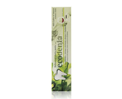 Ecodenta Bělicí zubní pasta s bergamotem, citronovým olejem a Kalidentem (Whitening Toothpaste) 100 ml