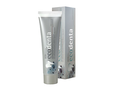 Ecodenta Osvěžující hydratační zubní pasta s hyaluronovou kyselinou a mátovým olejem (Refreshing Moisturising Toothpaste with Hyaluronic Acid and Peppermint Oil) 100 ml