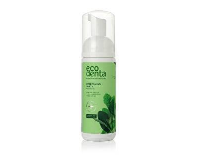 Pěnová ústní voda Refreshing Minty (Oral Care Foam) 150 ml