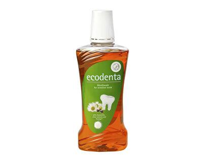 Ecodenta Ústní voda pro citlivé zuby (Mouthwash For Sensitive Teeth) 480 ml