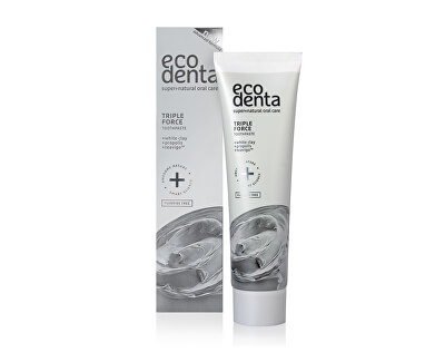 Zubní pasta s trojitým efektem s bílým jílem, propolisem a extraktem Teavigo (Triple Effect Toothpaste) 100 ml