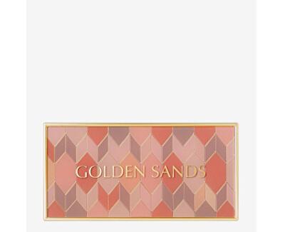 Paletka na líčení rtů Golden Sands (Pure Color Envy Lip Palette)