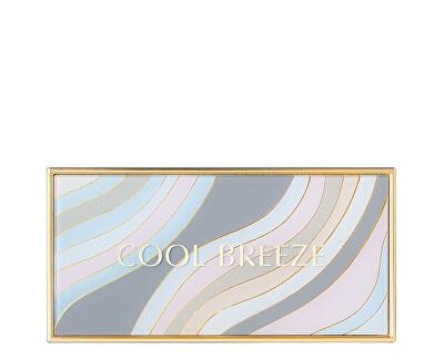 Paletka očních stínů Cool Breeze (Pure Color Envy Eye Shadow Palette) 18 g