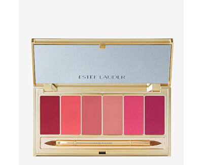 Paletă pentru machierea buzelor First Blossom (PureColor Envy Lip Palette)