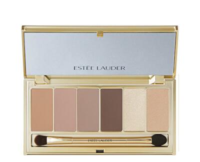 Paletă cu farduri de ochi Golden Sands (Pure Color Envy Eye Shadow Palette) 18 g