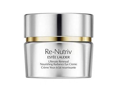 Cremă nutritiva pentru ochi Re-Nutriv Ultimate Renewal (Nourishing Radiance Eye Creme) 15 ml