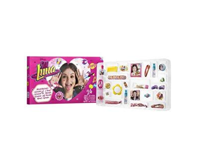 EP Line Adventní kosmetický kalendář Soy Luna 24 ks