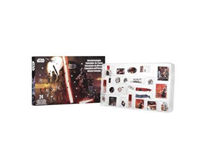 EP Line Adventní kosmetický kalendář Star Wars 24 ks