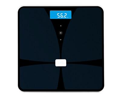 Osobní váha s tělesnou analýzou Christine 1781 90000 černá
