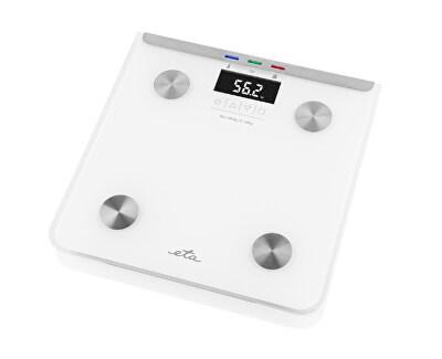 Osobní váha s tělesnou analýzou Laura 0781 0000 bílá