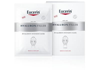 Hyaluronová intenzivní maska Hyaluron-Filler (Hyaluron Intensive Mask) 4 ks