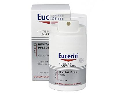 Eucerin Intenzivní krém proti vráskám pro muže Silver Shave (Intense Anti-Age) 50 ml