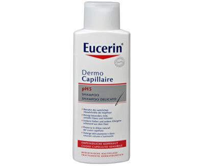 Šampon na vlasy pro citlivou pokožku pH5 Dermocapillaire 250 ml