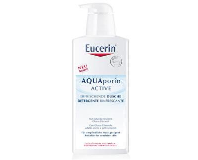 Eucerin Sprchový gel pro normální pokožku AQUAporin Active 400 ml