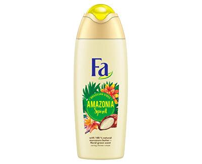 Pečující sprchový gel Amazonia Spirit (Caring Shower Gel) 400 ml - SLEVA - poškozené víčko