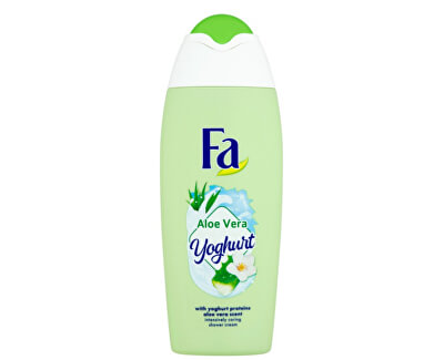 Sprchový krém Aloe Vera Yoghurt (Intensively Caring Shower Cream) 400 ml