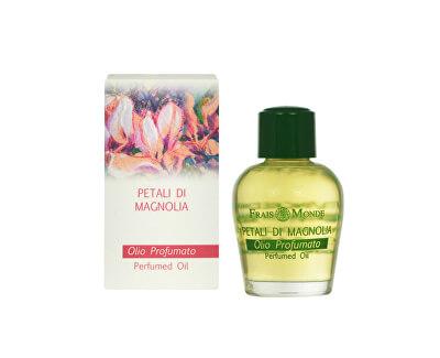 Frais Monde Parfémovaný olej Květ magnolie (Magnolia Flower Perfumed Oil) 12 ml