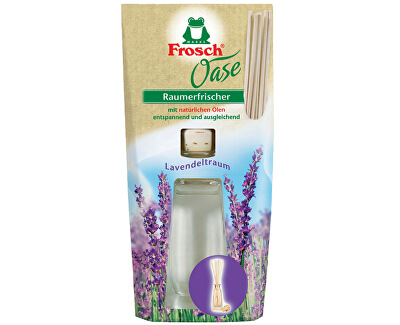 Frosch Bytový parfum Oase Levanduľa 90 ml