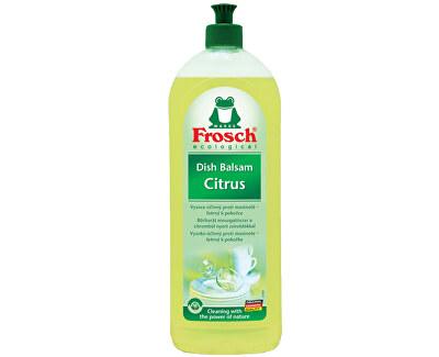 Frosch Citrusový balzám na nádobí 750 ml