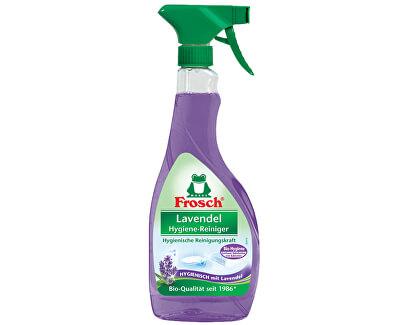 Levandulový hygienický čistič 500 ml