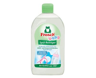 Frosch Mycí prostředek na kojenecké lahve a dudlíky 500 ml
