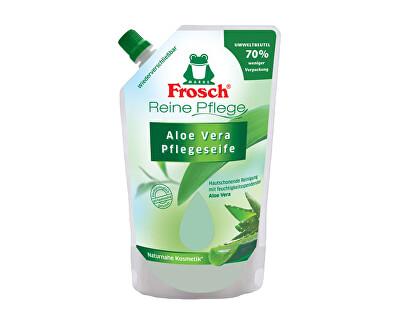 Frosch Tekuté mýdlo s aloe vera - náhradní náplň 500 ml
