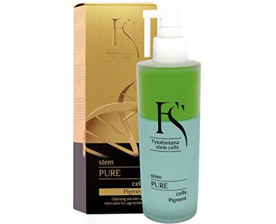 Pure Pigment - Dvoufázový roztok s kmenovými buňkami na depigmentaci 125 ml
