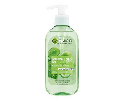 Čisticí pěnový gel Skin Naturals (Botanical Gel) 200 ml - SLEVA - poškozená pumpička