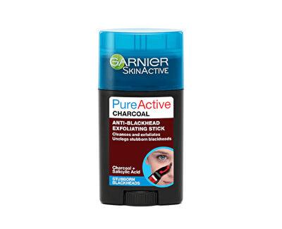 Čisticí tyčinka na problematickou pleť Skin Naturals (Anti-Blackhead Exfoliating Stick) 50 ml