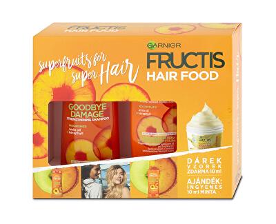 Garnier Dárková sada pro poškozené vlasy Fructis Hair Food