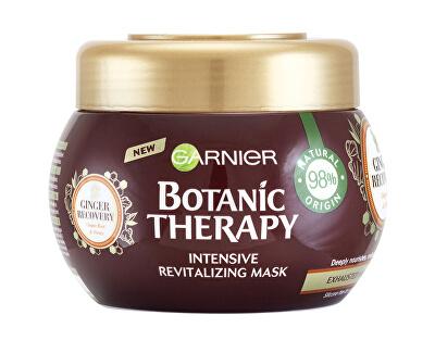 Mască revitalizantă cu ghimbir si miere pentru părul slab si fin  Botanic Therapy (Revitalizing Mask) 300 ml
