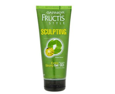 Garnier Gel na vlasy s výtažky z kaktusu Sculpting (Extreme Strong Gel) 200 ml