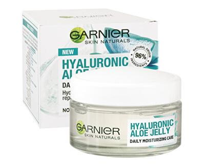 Hydratační gel pro normální a smíšenou pleť Hyaluronic Aloe Jelly (Daily Moisturizing Care) 50 ml