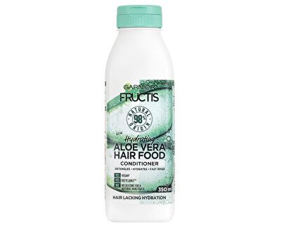 Balsam hidratant pentru părul normal si uscat Fructis Hair Food (Aloe Vera Hydrating Conditioner) 350 ml