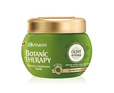 Garnier Intenzivně vyživující maska s olivovým olejem na suché a poškozené vlasy Botanic Therapy (Intensely Nourishing Mask) 300 ml