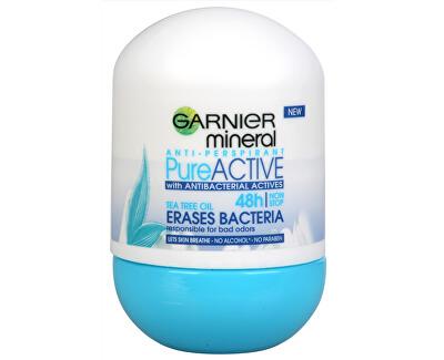 Garnier Minerální Antiperspirant Roll-On 48H Pure Active 50 ml