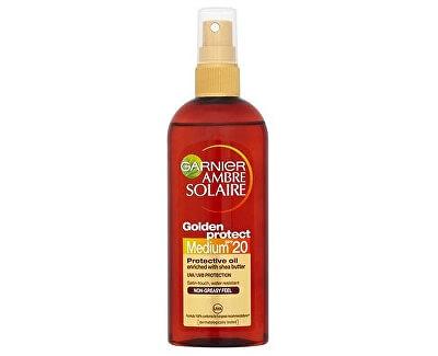 Olej na opalování OF 20 Ambre Solaire (Protective Oil) 150 ml