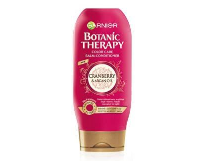 Garnier Pečující balzám s arganovým olejem a brusinkou na barvené a zesvětlené vlasy Botanic Therapy (Color Care Balm-Conditioner) 200 ml