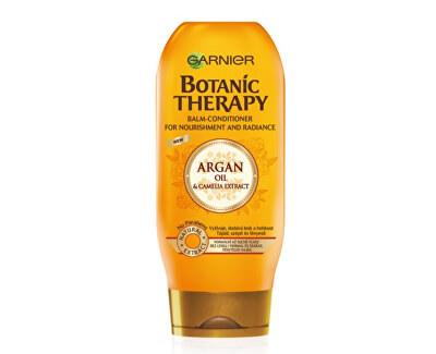 Garnier Vyživující balzám s arganovým olejem a kamélií pro normální až suché vlasy Botanic Therapy (Balm-Conditioner For Nourishment And Radiance ) 200 ml