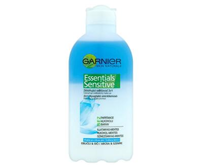 Upokojujúci odličovač 2v1 Essentials Sensitive 200 ml