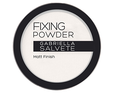 Zmatňujúci fixačný púder Fixing Powder Matt Finish 9 g