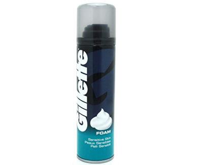 Pěna na holení pro citlivou pleť Sensitive Skin (Foam) 200 ml