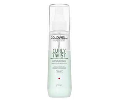 Hydratační sérum pro vlnité a trvalené vlasy Dualsenses Curly Twist (Hydrating Serum Spray) 150 ml