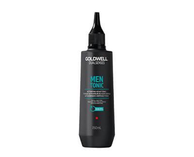 Vlasové tonikum proti vypadávaniu vlasov pre mužov Dualsenses For Men (Activating Scalp Tonic) 150 ml