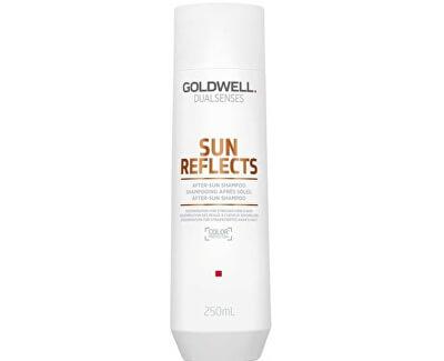 Goldwell Vlasový a tělový šampon po opalování Dualsenses Sun Reflects (After-Sun Shampoo) 250 ml